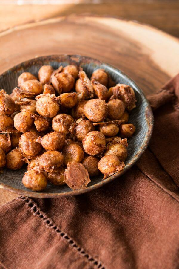 Candied Macadamie Nuts