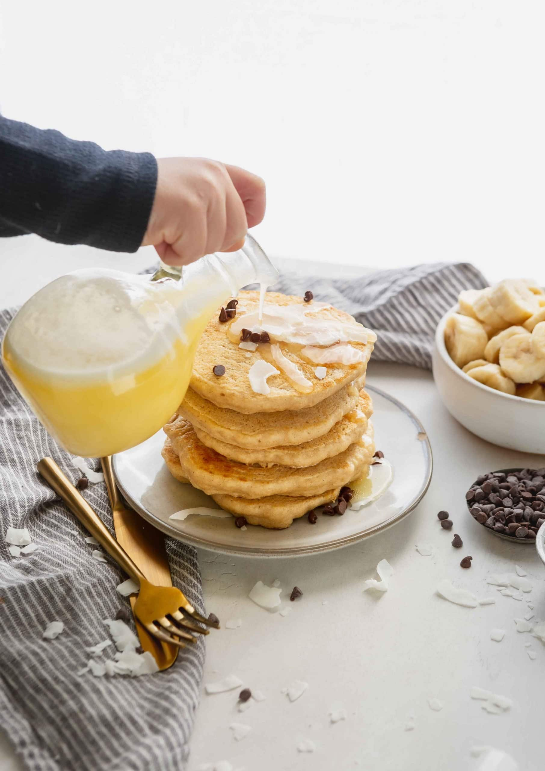 Coconut Buttermilk Syrup