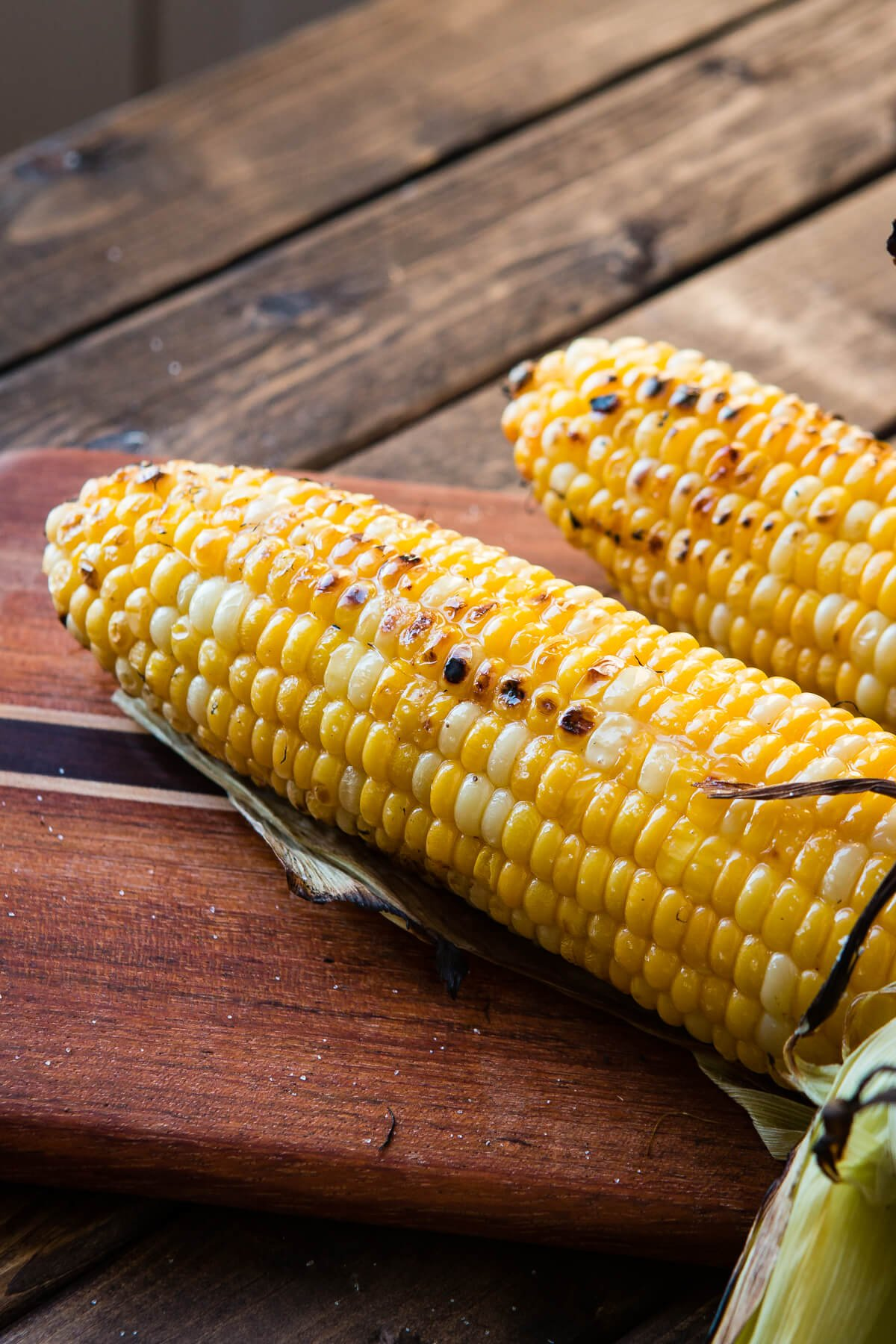 The Secret to the Best Grilled Corn on the Cob