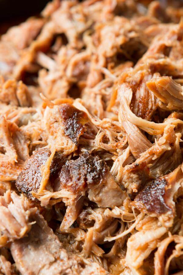 World's Best Carolina Pulled Pork