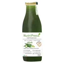 Nutripress Cold Pressed Juice Karela (bitter Gourd) 200 Ml