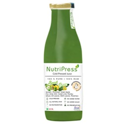 Nutripress Cold Pressed Juice Sweet Green 200 Ml