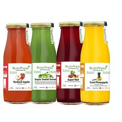 One Week Healthy Juice Subscription 200 Ml
