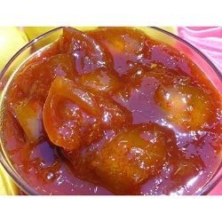 Mom's Delight Sweet Lemon Pickle 500 Gm