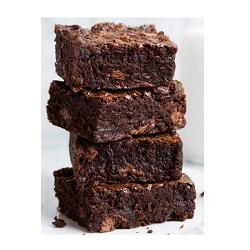 Ragi Chocolate Brownie With Brown Sugar 250 Gm