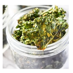 Baked Kale Chips 30 Gm