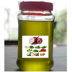 Onion Hair Oil With 14 Natural Ingredients For Hair Growth 250 Ml