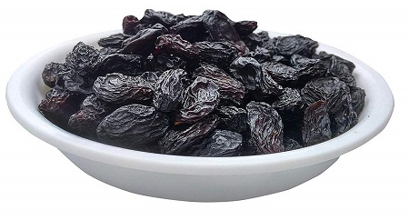 Raisins/kishmish - Black, Seedless 200 Gm