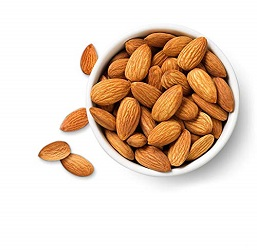 Regular Almonds/badam  (california) Premium 200 Gm