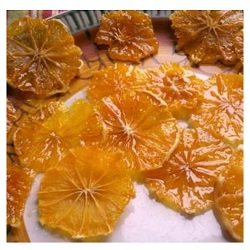 Sun Dried Oranges 50 Gm