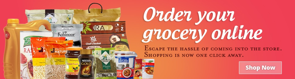 Order Grocery