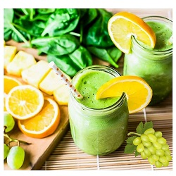 Green Grapes Smoothie 300 Ml
