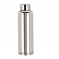 Superbazaar Stainless Steel Water Bottle 1000 Ml - 1 Pc