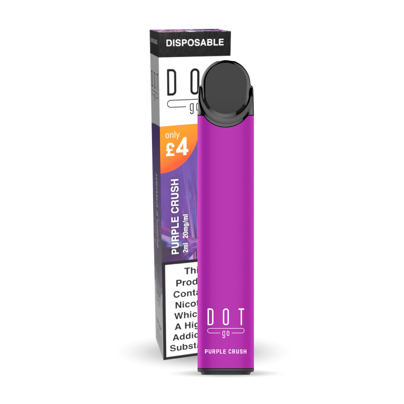 DOT GO Vape Kit Purple Crush