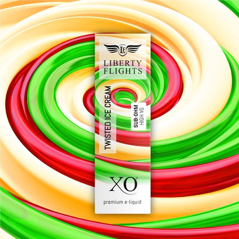 Twisted Ice Cream VG E-Liquid