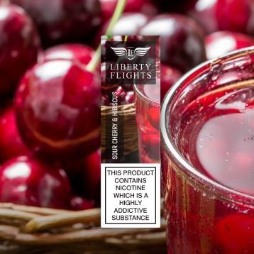 Sour Cherry & Hibiscus E Liquid