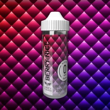 Berry Nice E Liquid - Short Fill