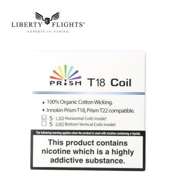 Innokin T18 Coils