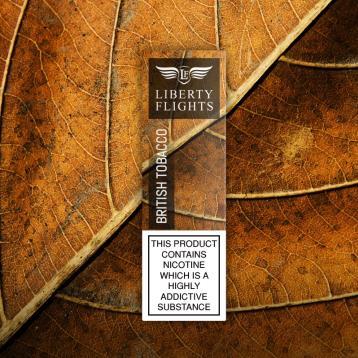British Tobacco E Liquid