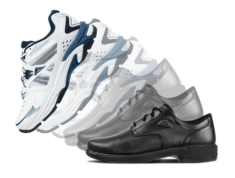 Ascent Shoes comfort and support to keep feet healthy