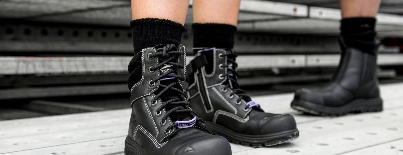 Ascent Safety Boots