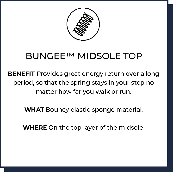 BUNGEE™ Midsole Top