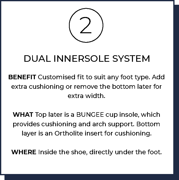 Dual Innersole System