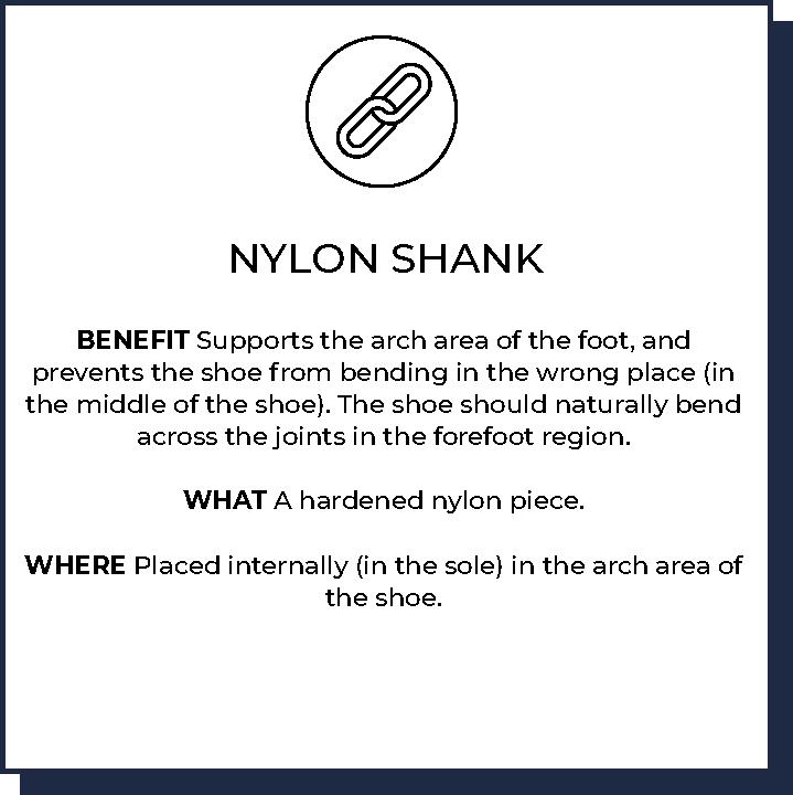 Nylon Shank