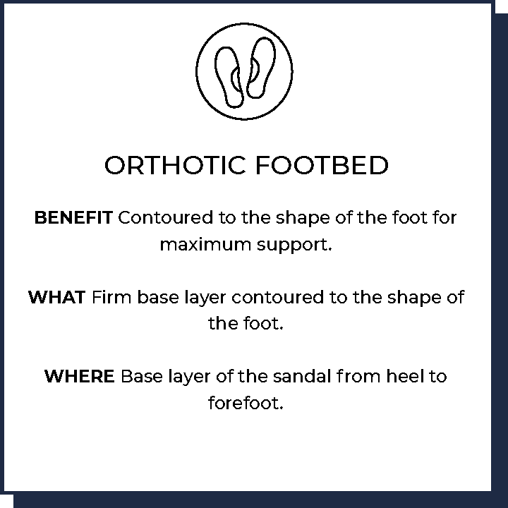 Orthotic Footbed