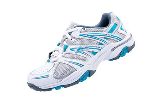 Creation 5  White/Teal (Female/Youth) (144609)