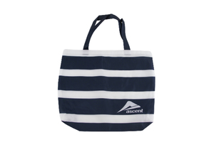 Beach Tote Bag  Navy/White (Unisex/All) (400144)