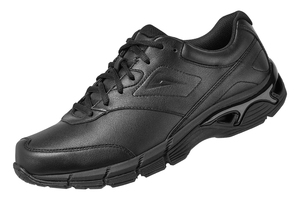 Vision (Leather) (2E) Black (Male/Senior) (129460)