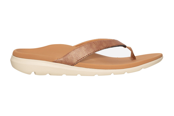Large 129673 groovecaramel flat