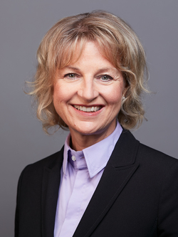 Ms. Sybille Weimann