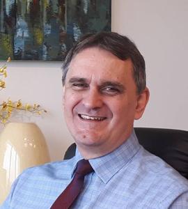 Prof.  Martin Healey