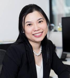 Dr. Claudia Cheng