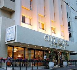The Prima City Tel Aviv Hotel