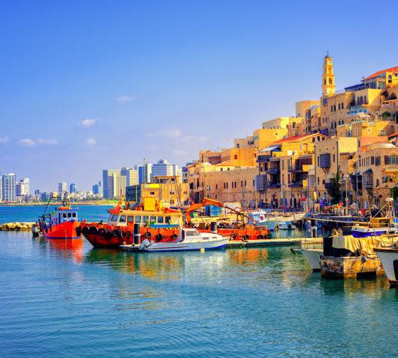 Excursión en Tel Aviv
