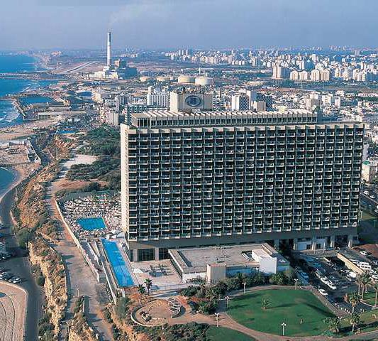 El Hotel Hilton de Tel Aviv