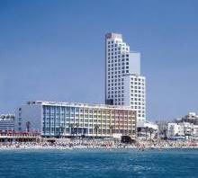 Hotel Dan Tel Aviv: sede