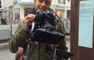 Filmtechnik und Filmteam