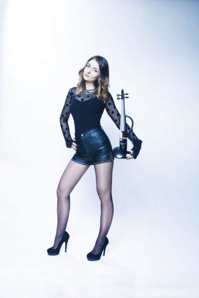 Miss Violine buchen