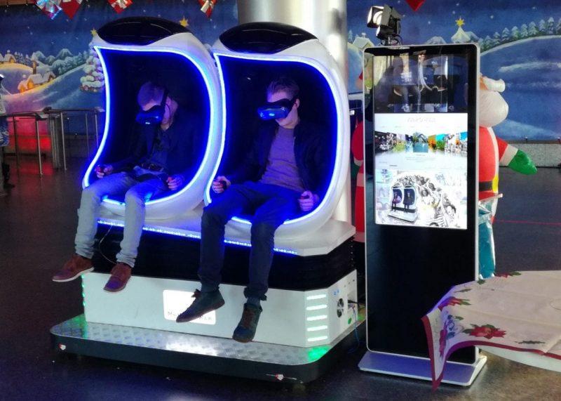 Event Modul - VR Simulator mieten Frankfurt am Main