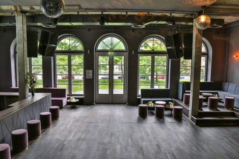 Eventlocation Frankfurt Villa LePanther hochzeit feiern