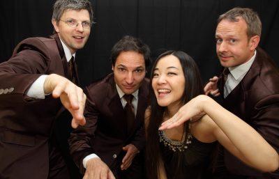 NYC Jazz Band Frankfurt Nashi young cho