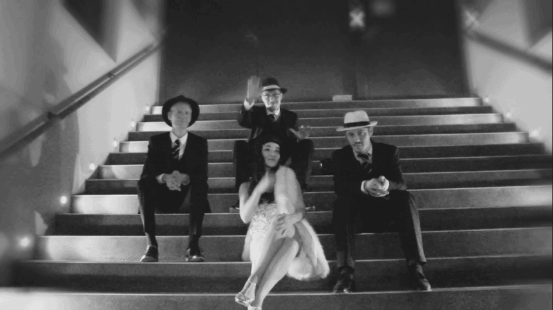 glam gangsters gatsby band