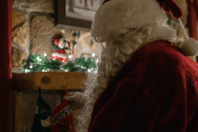 weihnachtsmann live stream corona 2020 Weihnachtsfest Mitarbeiter