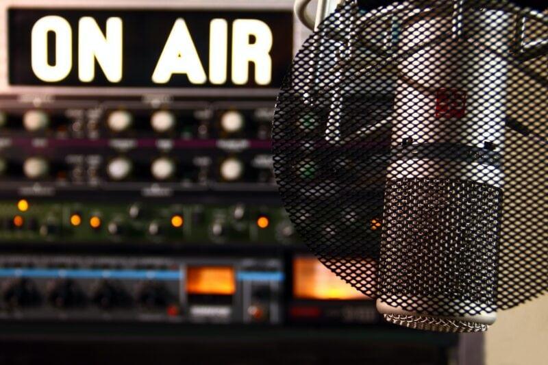 Weihnachts Radio Show