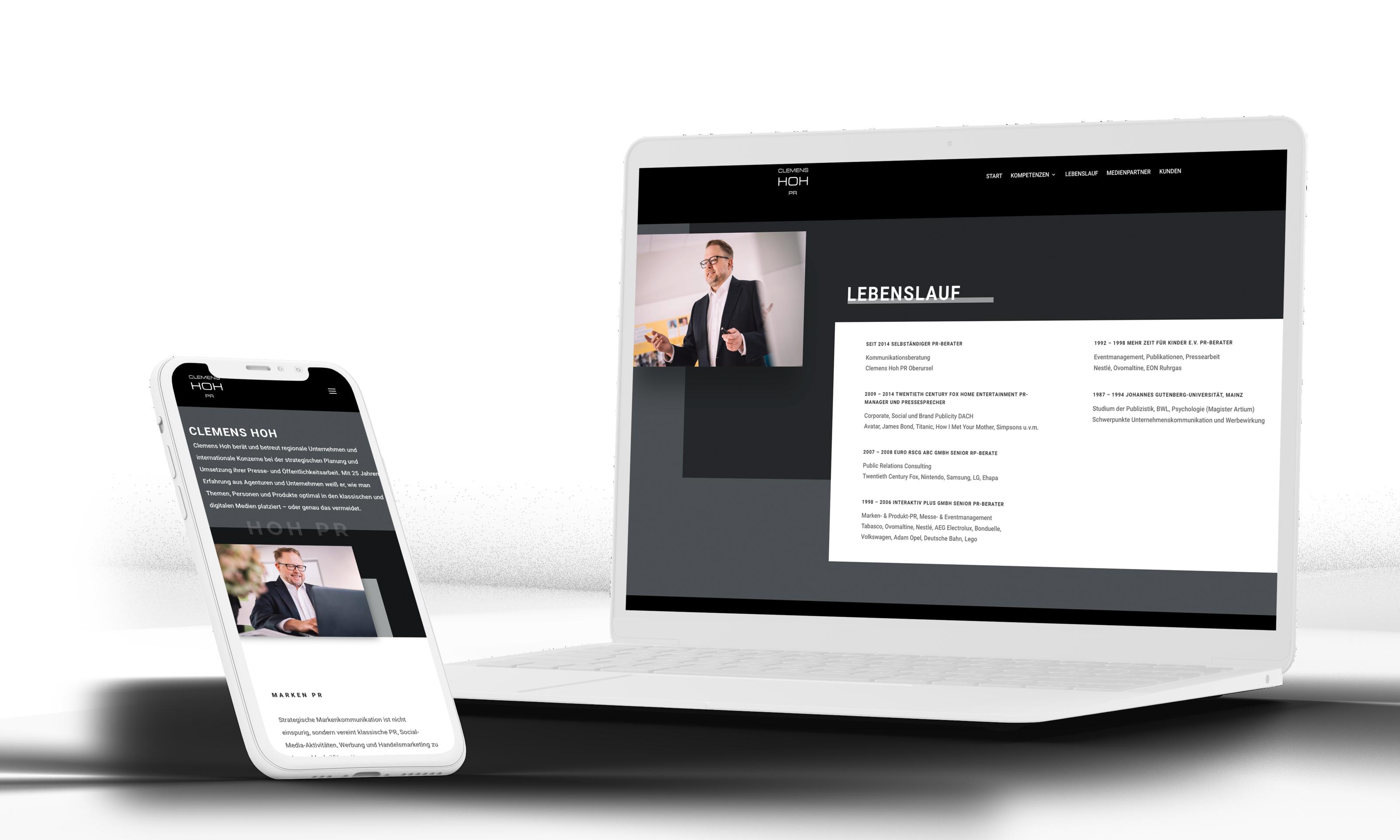 Hoh PR Webdesign Pr Marketing Agentur