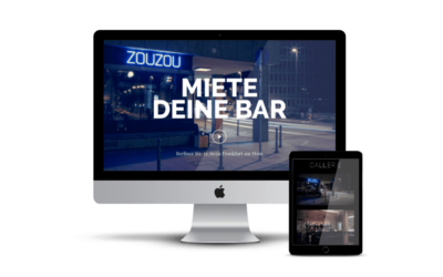 Marketingkonzept Eventlocation ZouZou Bar